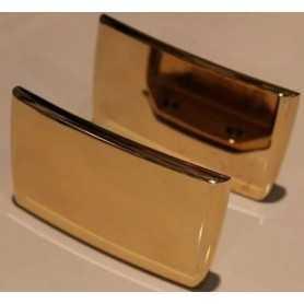Ручки к ванне Jacob Delafon Repos/Adagio E75110-CP цвет золото