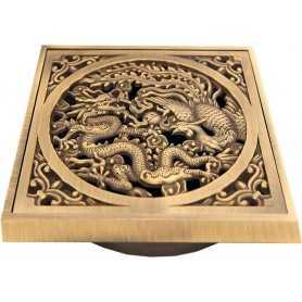 """Решетка Bronze de lux """"Дракон"""""""