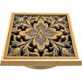"""Решетка Bronze de lux """"Цветок"""""""