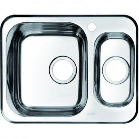 Мойка кухонная Iddis Strit STR60PXi77