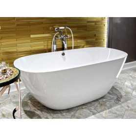 Ванна из литого мрамора AquaStone Бали 170х80