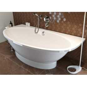 Ванна из литого мрамора AquaStone Мальта 189х96