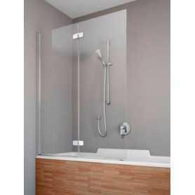 Шторка на ванну Radaway Fuenta PND New 100х150 стекло прозрачное