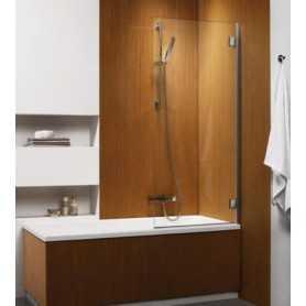 Шторка на ванну Radaway Carena PNJ 70х150 стекло коричневое