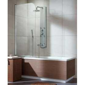 Шторка на ванну Radaway Eos PNJ 70х152 стекло прозрачное
