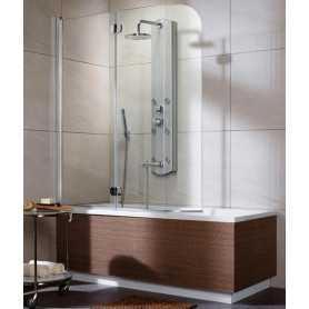 Шторка на ванну Radaway Eos PND 130х152 стекло прозрачное