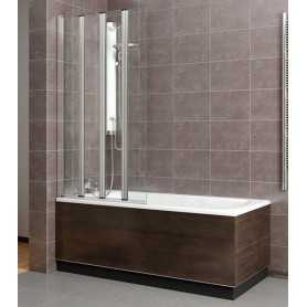 Шторка на ванну Radaway Eos PNW4 86х152 стекло прозрачное