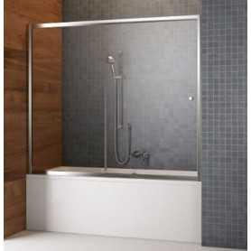 Шторка на ванну Radaway Vesta DWJ 140х150 стекло прозрачное