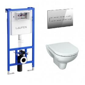 Инсталляция Laufen с унитазом Laufen Pro 8.2095.0.000.000.1