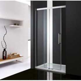 Душевая дверь Cezares Premier-Soft BF-140 см. стекло прозрачное, раздвижная