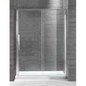 Душевая дверь Cezares Lux-Soft BF-120 см. стекло прозрачное, раздвижная