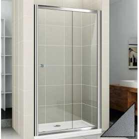 Душевая дверь Cezares Pratico BF-100 см. стекло матовое, раздвижная