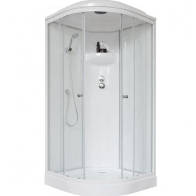 Душевая кабина Royal Bath RB 90HK6-WT 90 x 90 см