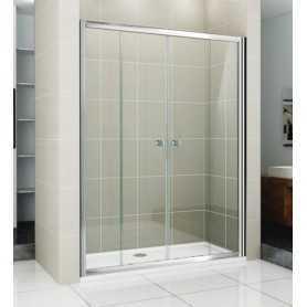 Душевая дверь Cezares Pratico BF-2 170 см. стекло прозрачное, раздвижная