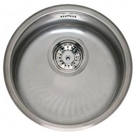 Мойка кухонная Reginox R18 370 LINEN OKG сталь