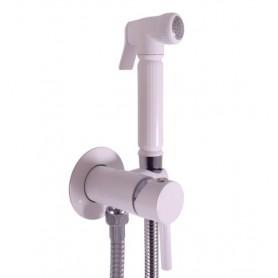 Гигиенический душ со смесителем Rav Slezak СЕНА SE843/1BC цвет белый