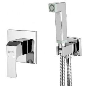Гигиенический душ Lemark Unit LM4519C со смесителем