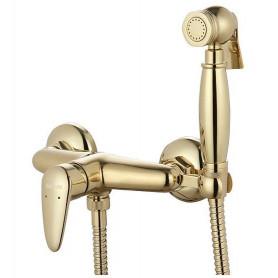 Гигиенический душ Lemark Pramen LM3318G цвет золото