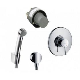 Гигиенический душ со смесителем Hansgrohe Talis 4 в 1 комплект