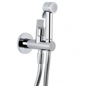 Гигиенический душ со смесителем Fima Carlo Frattini F2310NCR хром