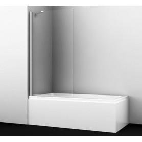 Шторка стеклянная неподвижная Wasser kraft Berkel 48P01-80 Fixed стекло прозрачное