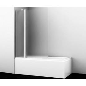 Шторка стеклянная Wasser kraft Berkel 48P02-110R Matt glass стекло матовое