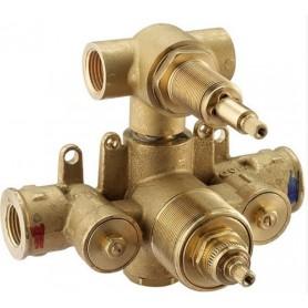 Внутренний механизм Cisal ZA01810104 смесителя для ванны и душа