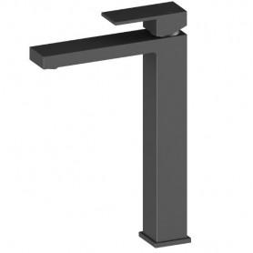 Смеситель для раковины (высокий) Timo Selene 3061/03F черный