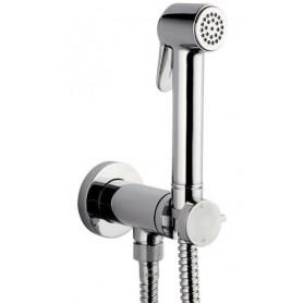 Гигиенический душ со смесителем Bossini Paloma Brass Mixer Set E37005.030 хром