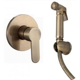 Гигиенический душ Ganzer GZ5202D бронза