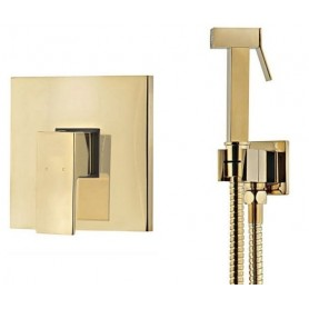 Гигиенический душ Ganzer GZ5103E золото