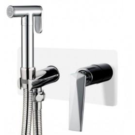 Гигиенический душ Boheme Venturo 377-W белый / хром