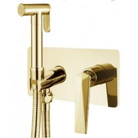 Гигиенический душ Boheme Venturo 387-W цвет золото