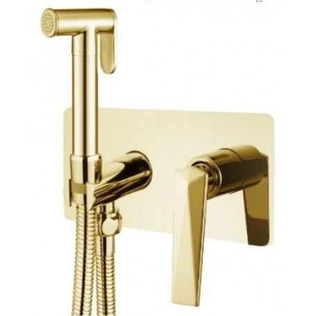 Гигиенический душ Boheme Venturo 387 цвет золото цена 22624 с доставкой