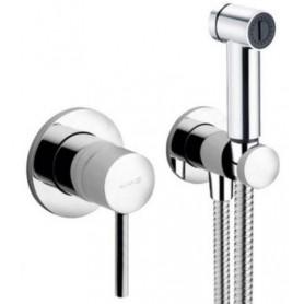 Гигиенический душ со смесителем Kludi Bozz 389980576 комплект 4 в1