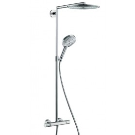 Душевая стойка Hansgrohe 27114000 Raindance Select Showerpipe 300 термостат