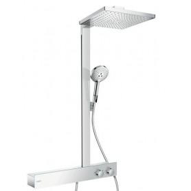 Душевая система Hansgrohe 27363000 Raindance E Showerpipe 300 с термостатом ShowerTablet 600