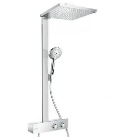 Душевая система Hansgrohe 27361000 Raindance E Showerpipe 300 с термостатом ShowerTablet 350