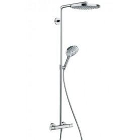 Душевая стойка Hansgrohe 27129000 Raindance Select S 240 2jet Showerpipe термостат