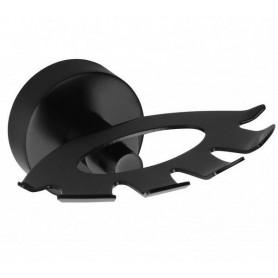 Мыльница подвесная Bemeta Dark 104110030 чёрный матовый