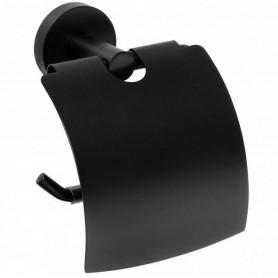 Держатель туалетной бумаги Bemeta Dark 104112010 чёрный матовый
