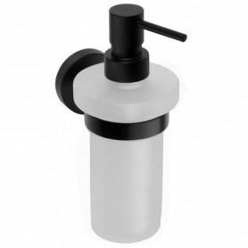 Дозатор подвесной Bemeta Dark 104109010 чёрный матовый