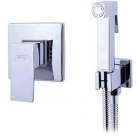 Гигиенический душ Grohenberg GB1001 CHROME со смесителем