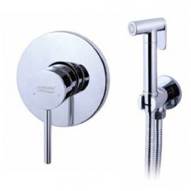 Гигиенический душ Grohenberg GB1003 CHROME со смесителем