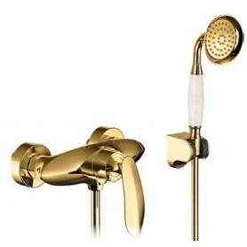 Смеситель для душа Grohenberg GB9001 GOLD цвет золото