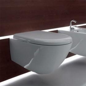 Унитаз подвесной безободковый Kerasan Aquatech 371401 цвет белый