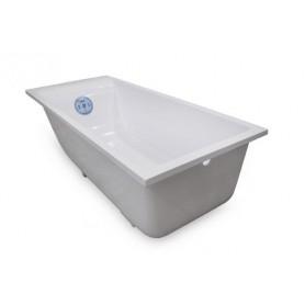 Ванна Marmo Bagno Алесса 170х70 из литого мрамора