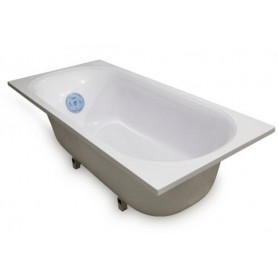 Ванна Marmo Bagno Патриция 170x80 из литого мрамора