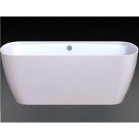 Ванна Астра Форм Антарес 160x75 из литого мрамора
