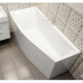 Ванна Астра Форм Скат 170х75 из литого мрамора